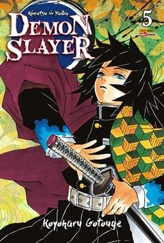 Demon Slayer # 05