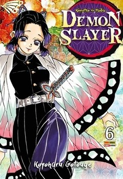 Demon Slayer # 06