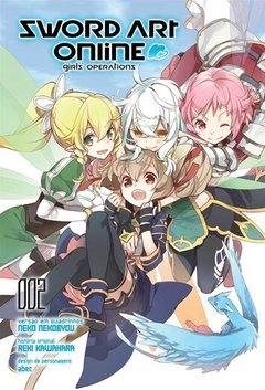 Sword Art OnLine - Girl´s Operation #002