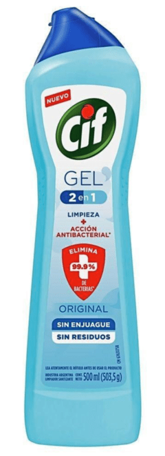 CIF GEL 2 EN 1 x 500 ML.