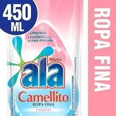 ALA CAMELLITO  REGULAR  450ml- - Kaype Home