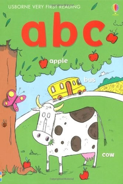 ABC - Usborne Very First Reading