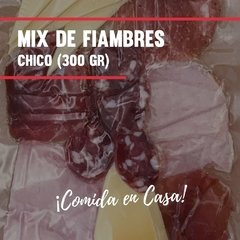 Mix de Fiambres y Quesos - Chico