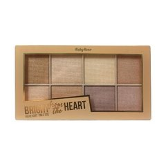 RUBY ROSE - paleta de iluminador bright from the heart - comprar online