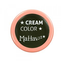 MAHAV - sombra colorida em creme cream color