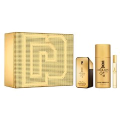 Paco Rabanne Cofre One Million EDT 50ml + Deo + Mini