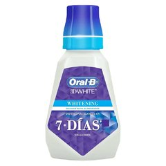 Enjuague Bucal Oral-B 3D White Whitening 237ml