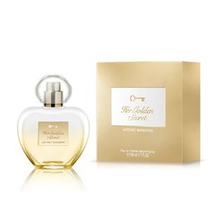 Antonio Banderas Her Golden Secret EDT 50ml Promo