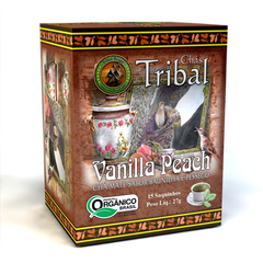 CHÁ VANILLA PEACH 27G - TRIBAL