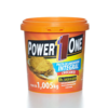 PASTA DE AMENDOIM INTEGRAL CROCANTE 1KG - POWER ONE