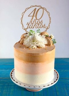 Torta Buttercream