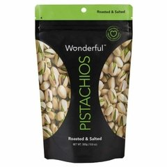 Wonderful Pistachios roasted & salted 300grs