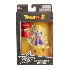 Bandai, Dragon Ball Super, Figura de Cabba SSJ
