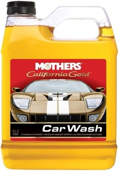 Mothers, Shampoo Para Auto - California Gold 1890ml