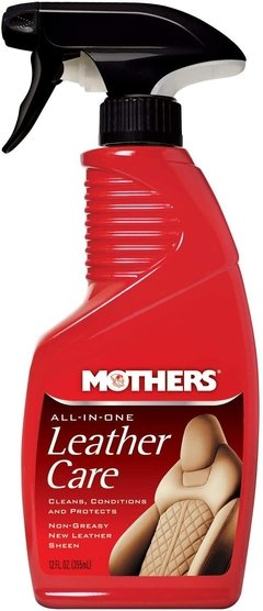 Mothers, Restaurador de Cuero - All-In-One 355ml