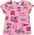 Blusa Momi Mini Infantil Dogs and Cats J3027