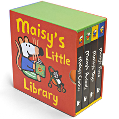Maisy's Litlle Library