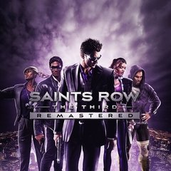 SAINTS ROW: THE THIRD REMASTERED - PS4 DIGITAL