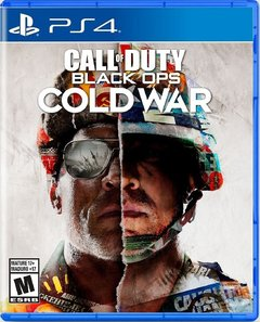 CALL OF DUTY BO COLD WAR PS4 FISICO - comprar online