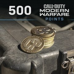 500 POINTS WARZONE- MODERN WARFARE PS4