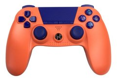 JOYSTICK PS4 WIRELESS NG4300 NARANJA
