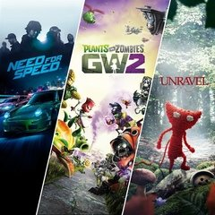 EA Games Family Pack