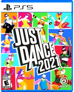 JUST DANCE 2021 PS5 FISICO