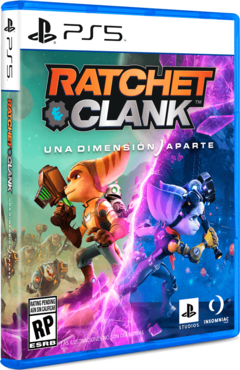 PREVENTA RATCHET AND CLANK RIFT APART PS5 FISICO