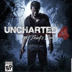 Uncharted 4: A Thief's End PS4 Digital