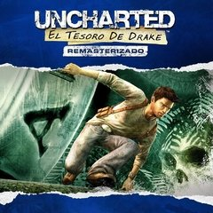 Uncharted 1: Drake's Fortune