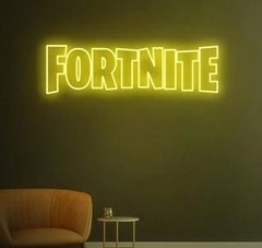 LUZ NEON GAMER FORTNITE en internet