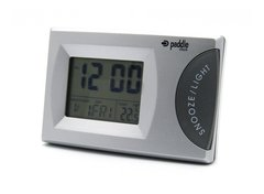 Reloj Despertador Digital Paddle Watch P90000 Luz Temperatura Calendario (121039)