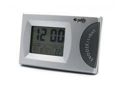 Reloj Despertador Digital Paddle Watch P90000 Luz Temperatura Calendario (121039) - Chiarezza