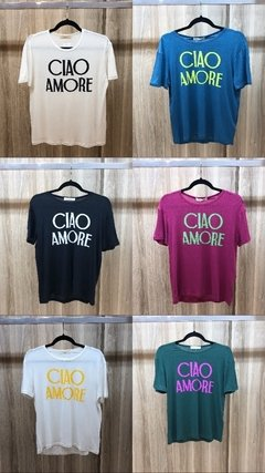 Tee Ciao Amore - comprar online