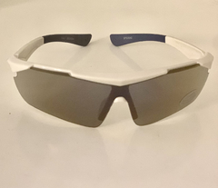 Lentes color Blanco UV400 protection Unisex Bicicleta Running Casual Deportes Aire Libre Modelo Sidney