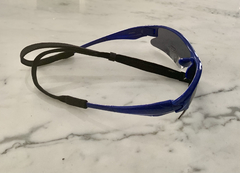 Lentes color Azul UV400 protection modelo Moscu con sujetador regulable - tienda online