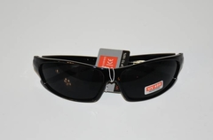 Lentes Negros  UV 400 protection Unisex