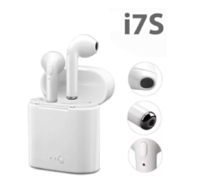 Auriculares Bluetooth In Ear Earpods AirPods Android iPhone I7S