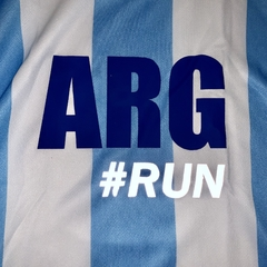 Remera Running Dri Fit Argentina Hombre o Mujer