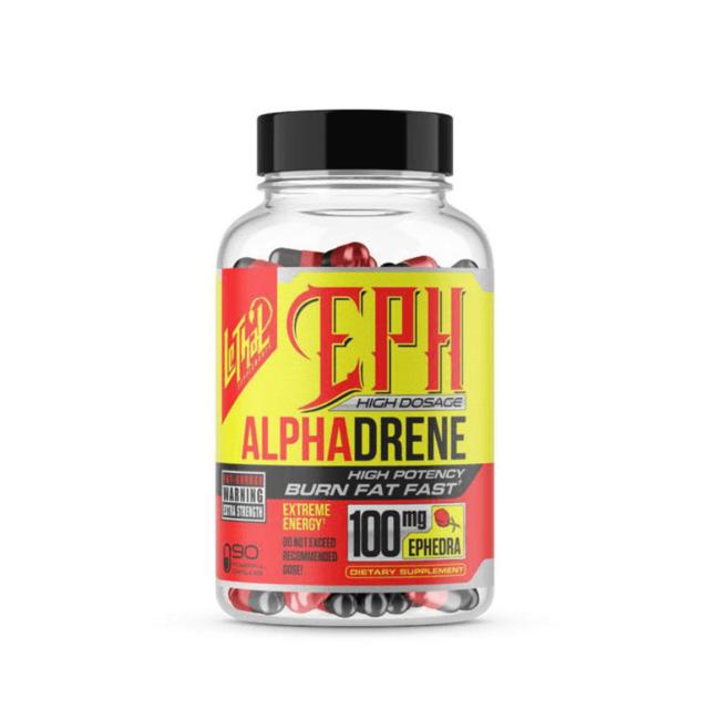 ephburn metabolic de ardere eph 100