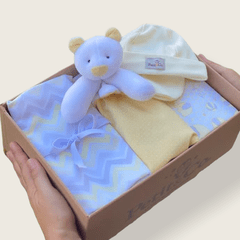 Baby Gift Box -Baby Yellow