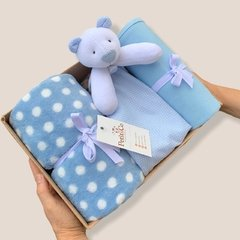 GIFT BOX - Bear Blue II