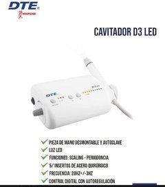 CAVITADOR D3 LED WOODPECKER