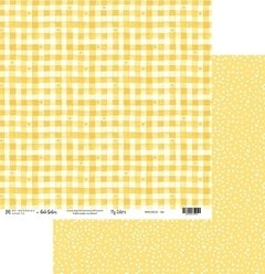 Papel Amarelo - My Colors - My Memories Crafts
