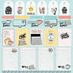 Papel Contemplar - Viva seu momento - Goodies