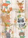 CUTE D181 - DECOUPAGE A4