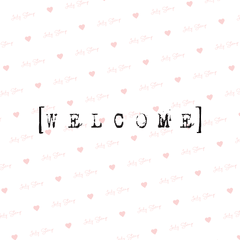WELCOME P024