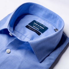 CAMISA WASH AND WEAR CELESTE