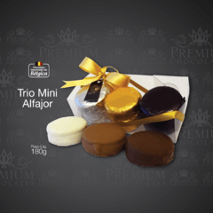 TRIO MINI ALFAJOR