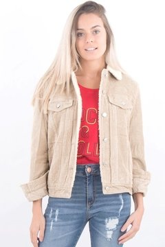 CAMPERA CORDEROY (26083) - Tabatha jeans